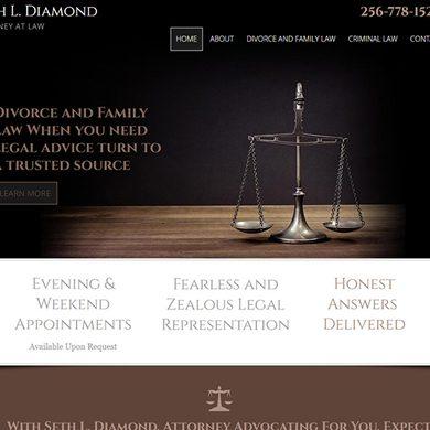 site para advocacia